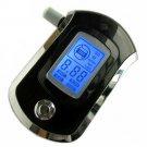 Digital Breath Alcohol Tester LCD Breathalyzer AT6000
