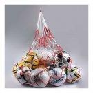 Basketball Football Big Mesh Net Bag 12 balls