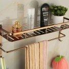 Antique bathroom accessories Comestics Bathing items towel Rack holder Net Shape