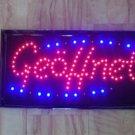 LED Schild Leuchtschild Reklame Leuchterklame Werbungsschild Werbungszeichen