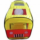 Cute Japan puzzle game ball tent Children's Cartoon mini-bus tent Kid's play ten