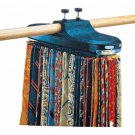 Necktie Rotates Hanger Organizer Closet Revolving With LED Hold 64 Ties 8 Belts