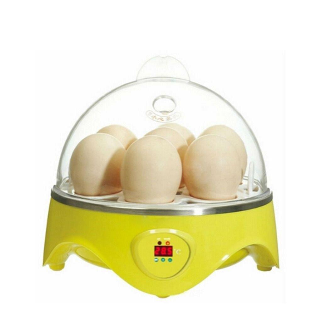 Mini Incubator 7Egg Capacity Automatic Digital Chicken Duck Bird Hatch tool 220V