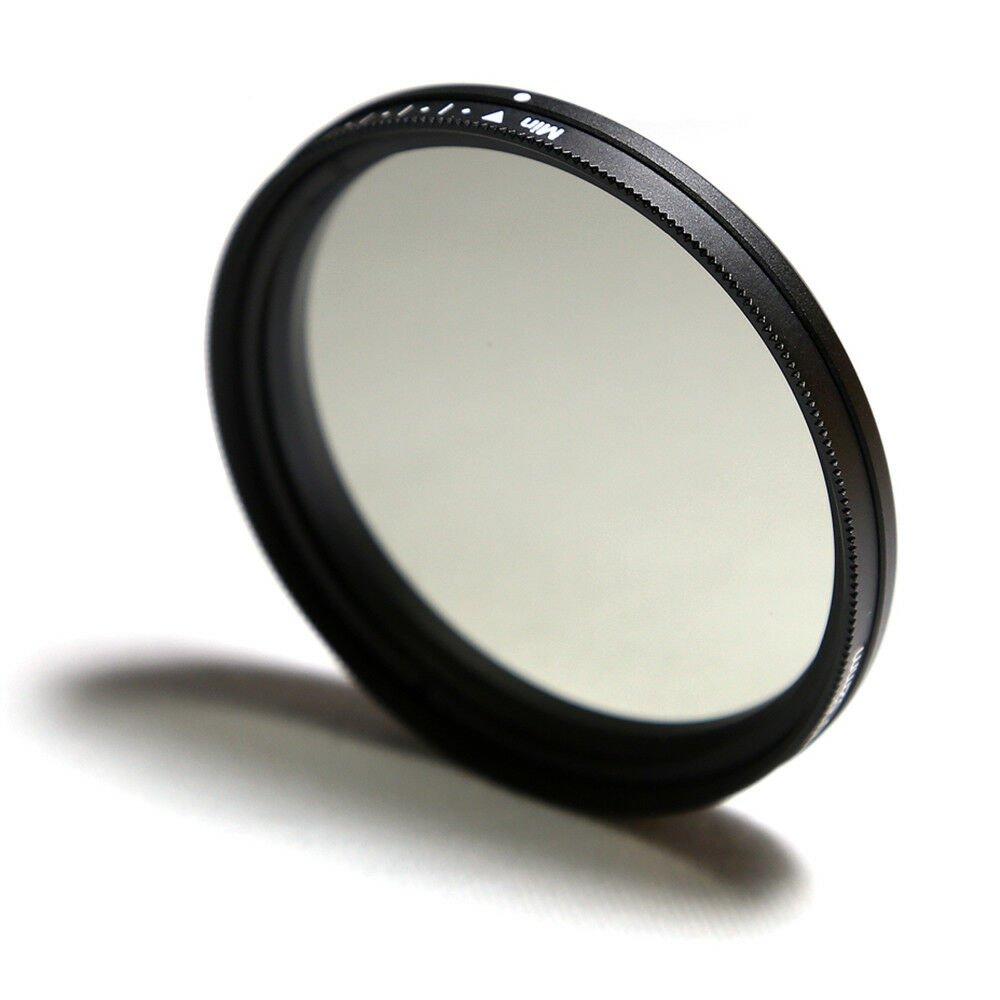 67mm Neutral Density Variable Fader Filter Lens ND2 ND4 ND8 ND400