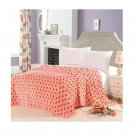 Two-side Blanket Bedding Throw Coral fleece Super Soft Warm Value 180cm 25