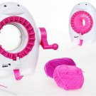Kids Knitting Machine Toy DIY Craft Educational