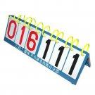6 digits Basketball Table Tennis Scoreboard