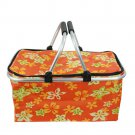 hands folded mention shopping basket oxford holding portable  picnic gift basket