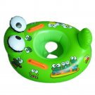 Inflatable Frog Prince Children Baby Water Taxis Swim Ring