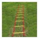 5m 10pcs Soccer Football Soft Ladder Energy Speed Agility Fitness Training