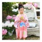 Bathrobe Child Cartoon Bath Beach Towel Long     butterfly princess