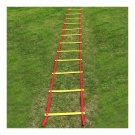 6m 12pcs Soccer Football Soft Ladder Energy Speed Agility Fitness Training
