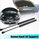 2 Pcs Bonnet Hood Lift Supports Shock Struts For BMW 323i 325i 328i E90 E91 E92