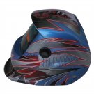 Auto Darkening Welding Helmets For Sale in Sparkling Multi Color Graphic Designs