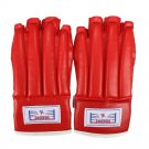 Free Combat Gloves Boxing Training Tournament Red