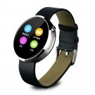 Multi-function Smart Watch with Heart Rate Monitor DM360   Sliver color