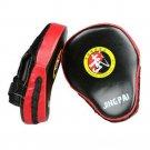 Boxing Hand Target Free Combat Taekwondo Training 1 pair Black