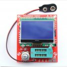 DIY M12864 Graphics Version Transistor Tester Kit LCR ESR PWM