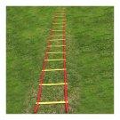 8m 16pcs Soccer Football Soft Ladder Energy Speed Agility Fitness Training