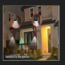 Solar Human Infrared Sensor Lights Outdoor Sound  Light Control Lamp 16LED Wall