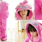 Kids Cute Cartoon Sleepwear Pajamas Cosplay Costume Animal One-piece Fancy 01