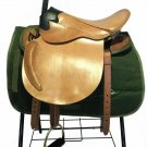 Visitor Saddle Horse Pure Cattle Leather Equestrian Supplies   small