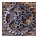 Industrial Style Gear Wall Haning Decoration    M