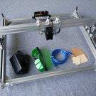 5500 mW Desktop DIY Laser Engraver Engraving Machine CNC Printer Size A3