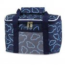 Waterproof Lunch Bag Thick large size 24*13*14.5cm Kitchen Navy
