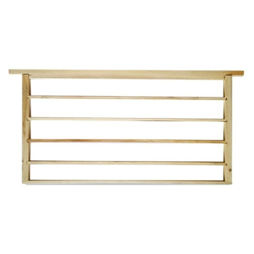 Beekeeping Tool Equipment 2 Row Frame for Royal Jelly Nest Frame