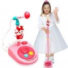 Polaroid toy vertical retractable microphone K song hyun future singer