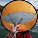 New Kayak Canoe Sail DownWind Paddle Foldable