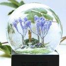 Creative Standing Crystal Balls Four seasons
