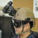 Tactical AN/PVS-18 Dummy Night Vision Monocular for Helmet Black