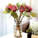 Various Color Artificial Emperor flower Bouquest Home Bridal Wedding Party Decor