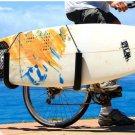 Adjustable Bike Rack for Surfboard Bicycle Side Load Rack
