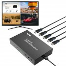 EZCAP 4-In-1 HDMI HD Video Capture USB3.0 to PC Multi Camera Record Live Stream