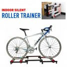 Exercise Bicycle Roller Trainer Stand Indoor Home Room Cycling Training MTB Road
