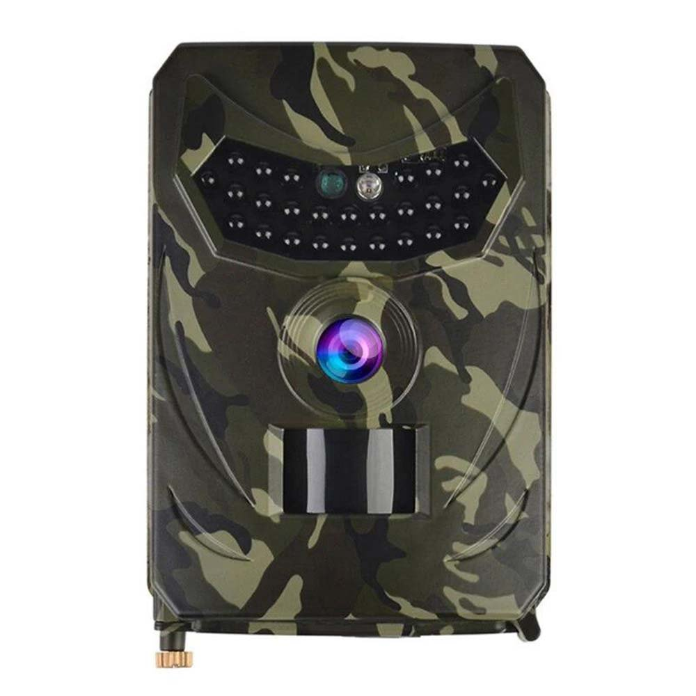 1080P Night Vision Hunting Camera Waterproof Wildlife Tracking Camera, Wildlife Monitoring