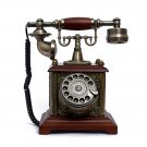 Antique Style Rotary Phone Princess French Style Old Fashioned Handset Telephone  SM-001AS/SM-001BS