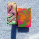 Honeysuckle Handmade soap for women
