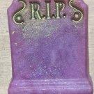 Headstone handmade soap