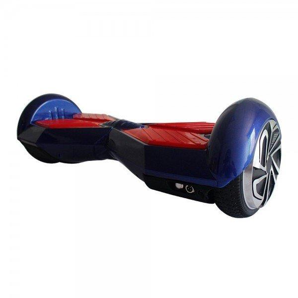 Two Wheel 4400mAh Battery Self Balancing Scooter - Transformers Blue