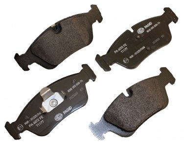 BMW e36 Front Brake Pads - Pagid/Hella