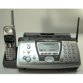 Panasonic KX-FPG377 Plain Paper Fax w/2.4Ghz Cordless Phone