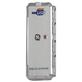GE Usb 1.1 Slim 4-Port Hub (ho97958)