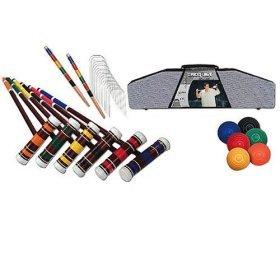 Franklin 6-Player Croquet Set With Carry Bag