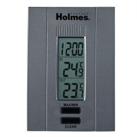 Holmes Digital Thermometer and Hygrometer