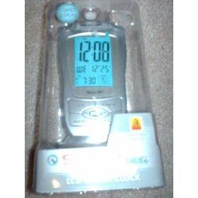 SHARP TECH LCD ALARM CLOCK