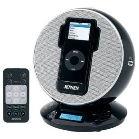 Jensen iJam - iPod Docking Station - Sphere